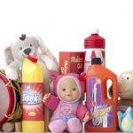Helft jonge kinderen verkiest huishoudchemicaliën boven speelgoed