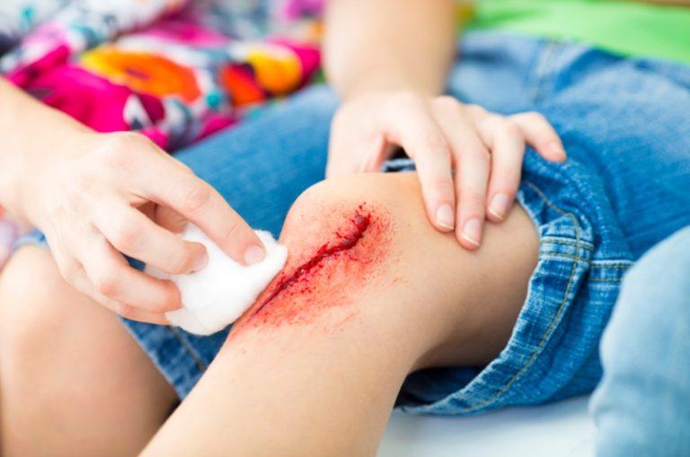 Eerste hulp bij kinderongevallen