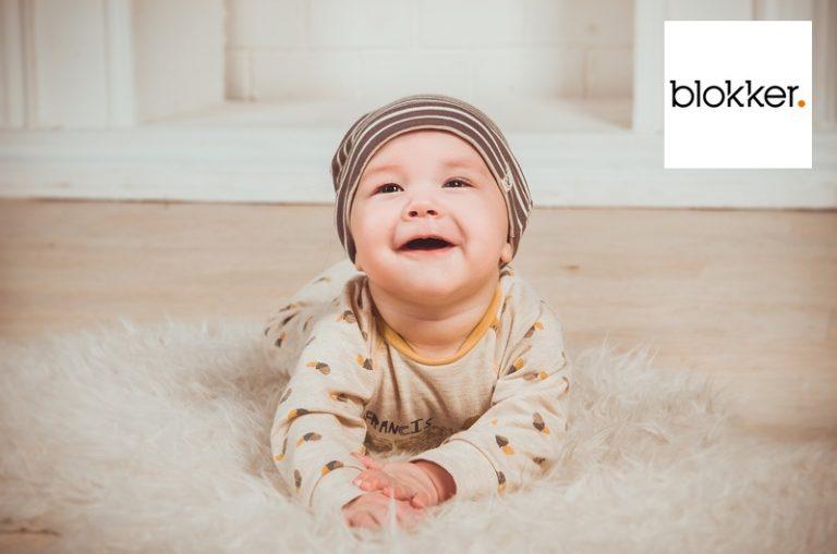 Blokker viert de geboorte van Blokker Baby