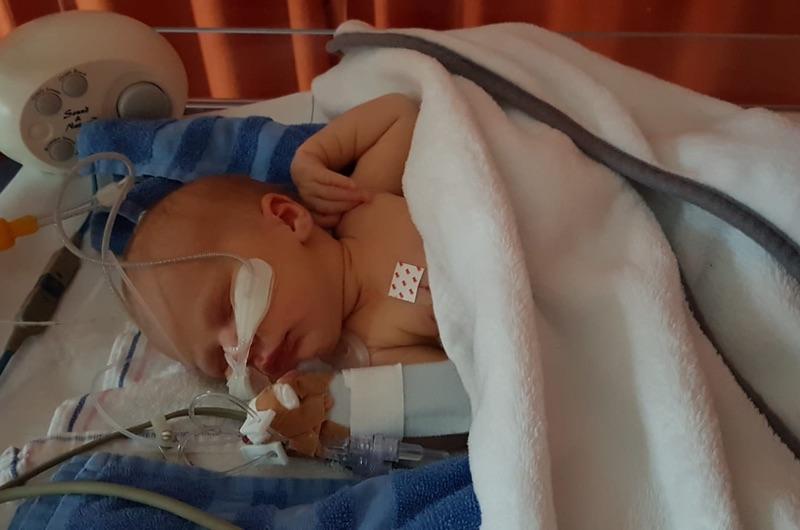 'Ik verloor mijn baby bijna aan Meningitis!'